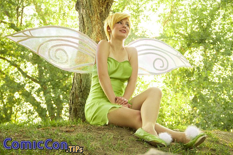 Sara as Tink 1