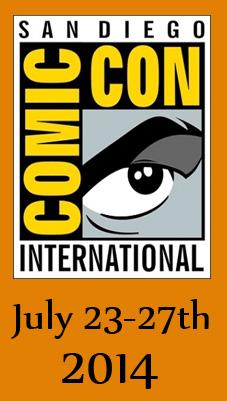 Comic Con 2014 Dates