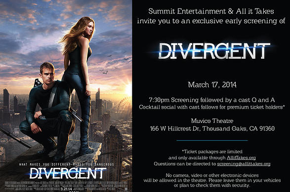 Divergent Charity