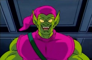 Green Goblin Animated