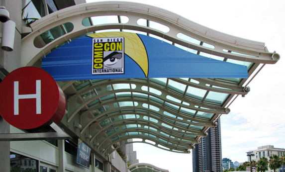 Comic Con Tips - Hall H SDCC