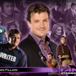 Comic Con Tips - Nathan Fillion attends Salt Lake Comic Con