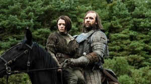 Comic Con Tips Arya and Hound