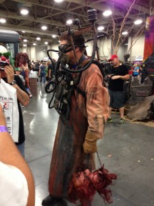 Comic Con Tips Cosplay Fear Factory 1