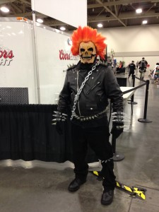 Comic Con Tips Cosplay Ghost Rider