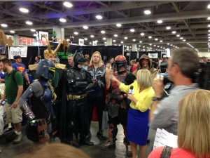 Comic Con Tips Cosplay Heroes