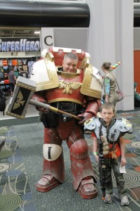 Comic Con Tips - Cosplay