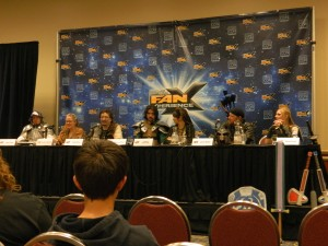 Comic Con Tips LARPing Panel