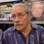 Edward James Olmos at FanX