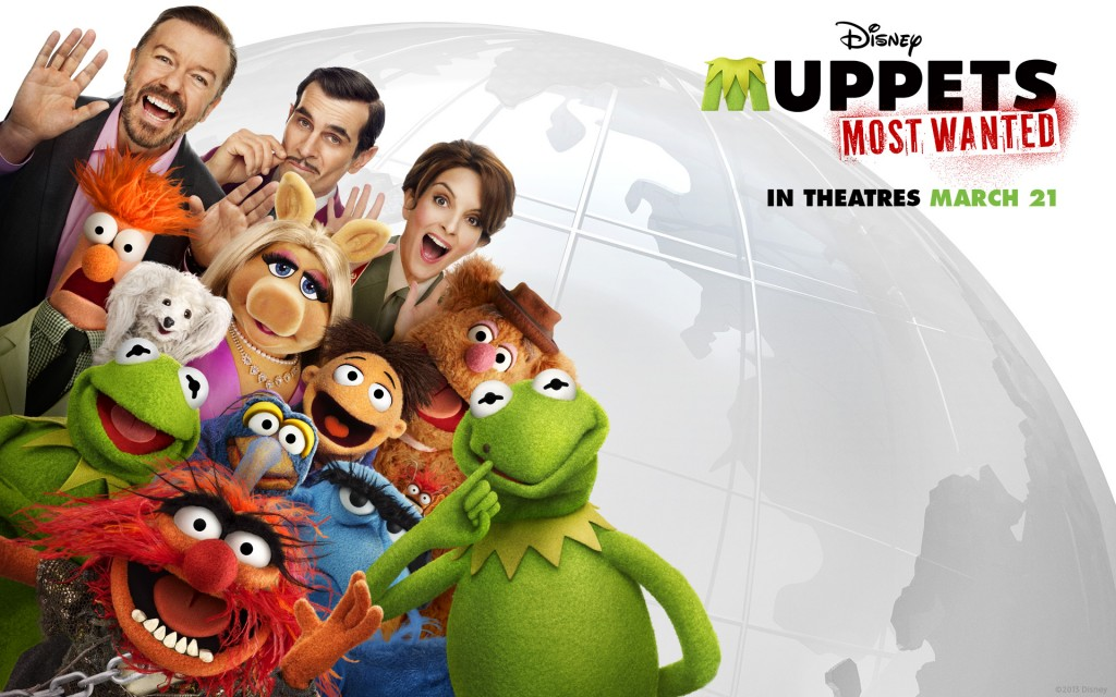 Comic Con Tips - Muppets-Most-Wanted