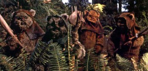 Comic Con Tips More Ewoks