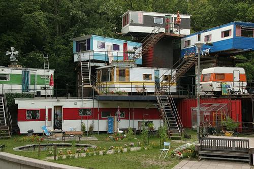 Trailerpark Stack
