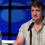 Nathan Fillion Stache