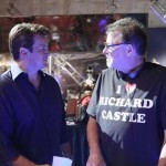 Comic Con Tips Fillion and Frakes