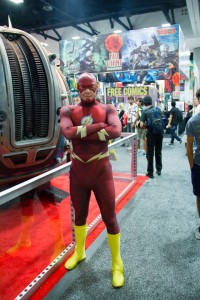 Comic Con Tips Flash Cosplay