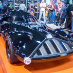 Comic Con Tips Vader Car