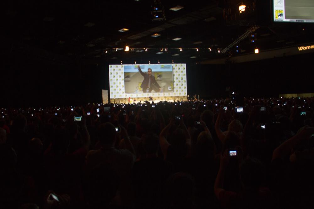 2014 SDCC-Avengers Panel