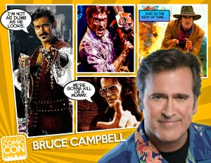 Bruce Campbell SLCC