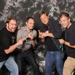 Alan Tudyk Comic Con Group Photo