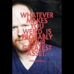 Whatever Makes You Weird