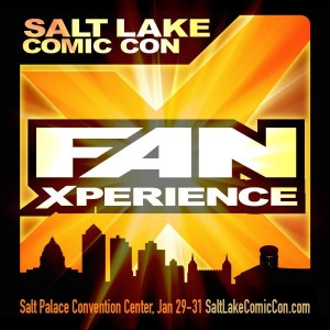 Salt Lake Comic Con Fan X 2015 Banner