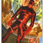 Alex Ross Daredevil Signed SDCC Exclusive