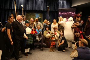 Fantasy Con Cosplay Group