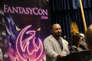 Fantasy Con Josh Patel