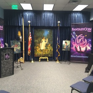 Fantasy Con Press Conference 2014