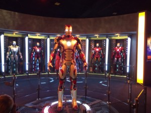 Iron Man Exhibit full