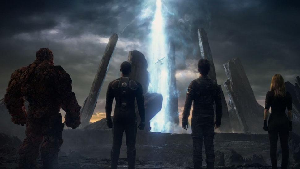 Fantastic Four Movie Trailer