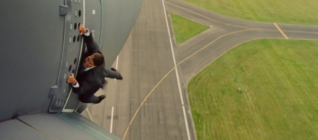 Tom Cruie Mission Impossible Rogue Nation