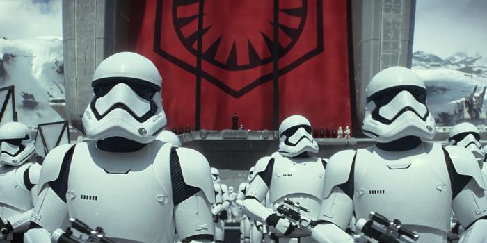 Star Wars Force Awakens First Order