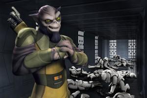 Star Wars Rebels Zeb